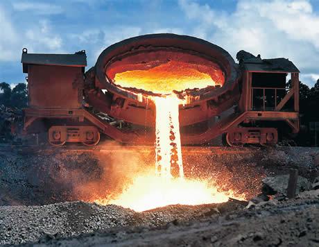 Processos de Granulação da Escória